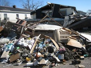 A pic of the lower 9th ward