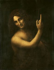 463px-Saint_Jean-Baptiste,_by_Leonardo_da_Vinci,_from_C2RMF_retouched