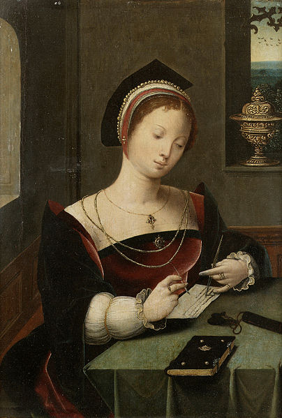 404px-A_woman_as_the_Magdalen_writing_at_a_table_in_an_interior