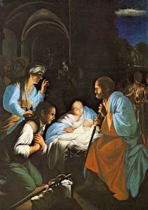 421px-Carlo_Saraceni_-_The_Birth_of_Christ_-_WGA20827