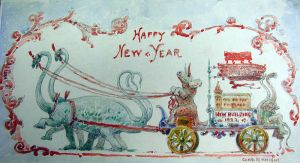 Charles_R._Knight_New_Years's_Card