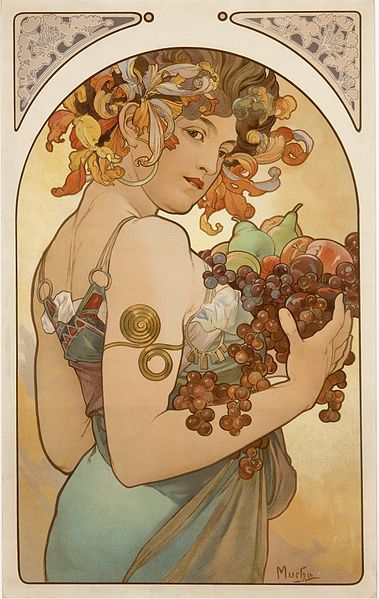 Alfons_Mucha_-_Fruit2